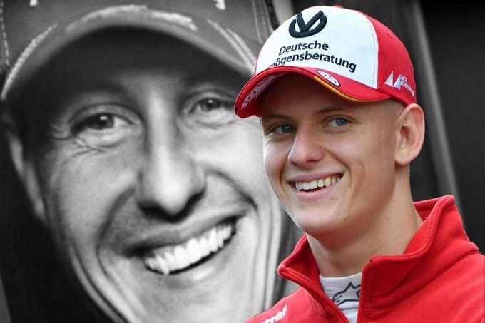 Michael a Mick Schumacherovi (2017)