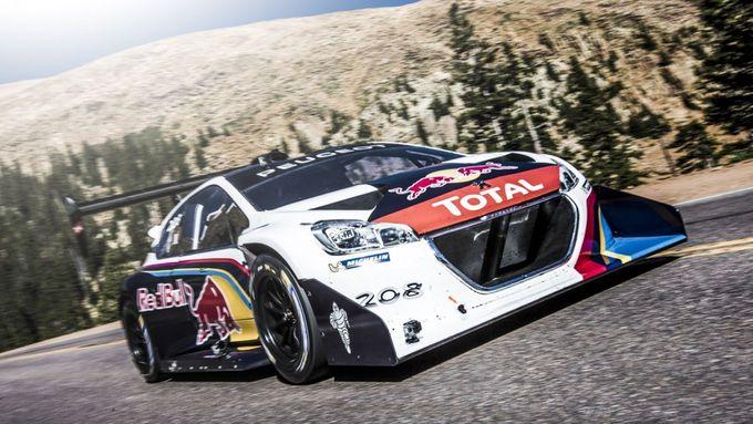 Pikes Peak 2013, Sébastien Loeb